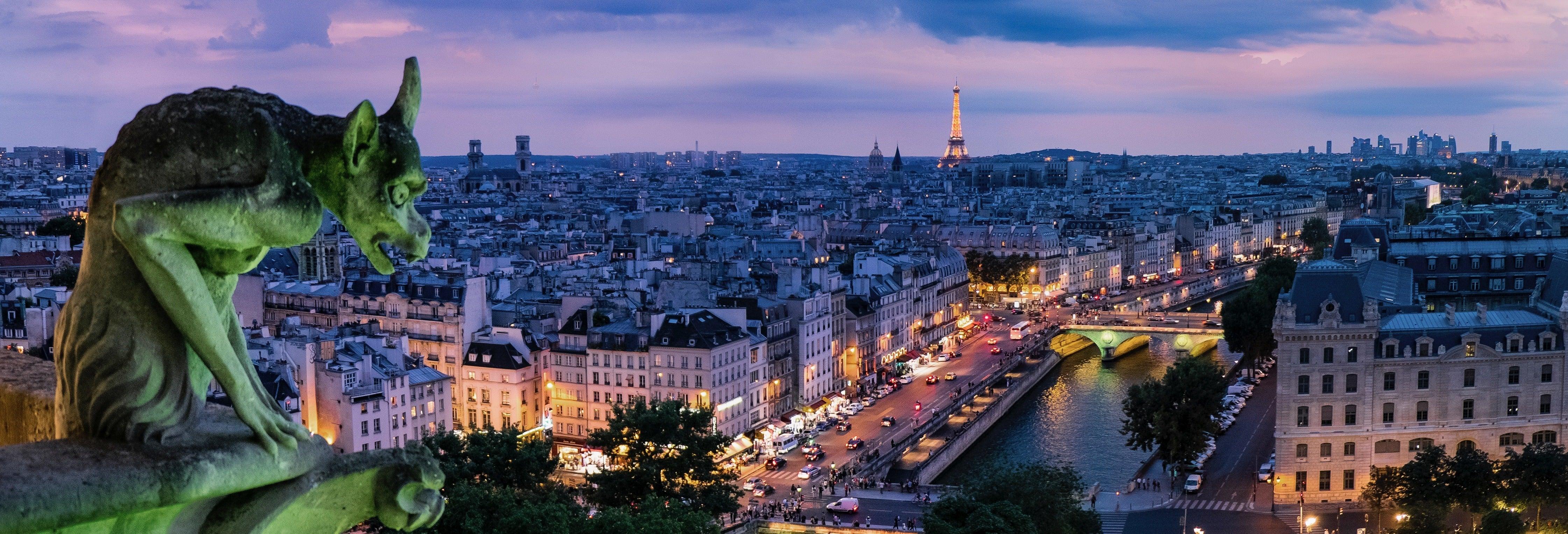 Visite du Paris osbcur, entre légendes et mystères
