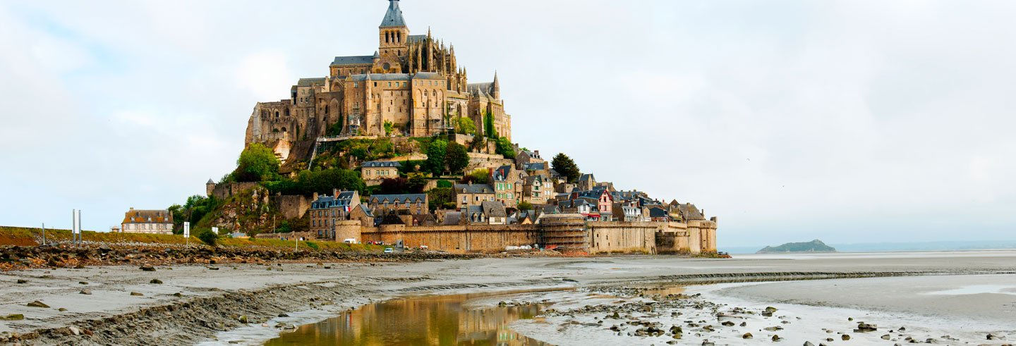 2 or 3 Day Trip to Mont Saint Michel & the Loire Valley Castles