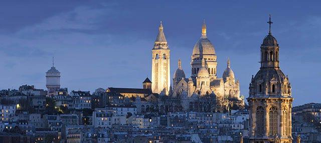 Paseo por Montmartre y Sacré Coeur