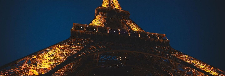 Tour noturno, cruzeiro e Torre Eiffel
