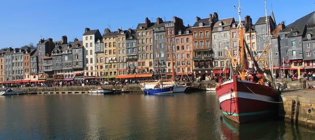 Normandía y Valle del Loira en 3 o 4 días