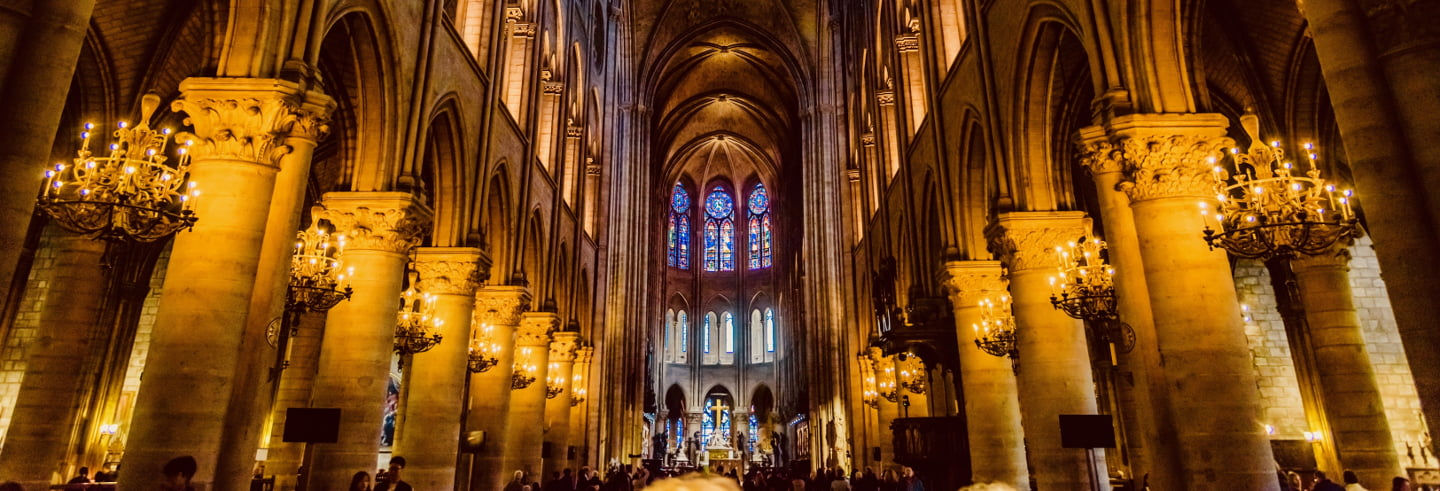 Notre Dame Cathedral Tour and Crypt Tickets