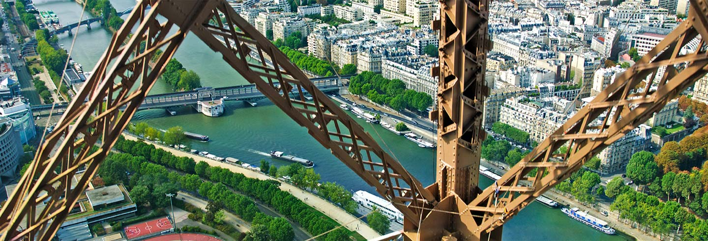 Paris City Tour, Seine Cruise & Eiffel Tower