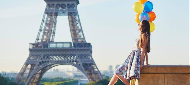 Tour privado por París con guía en español