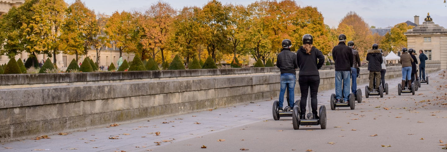 Tour de segway por Paris