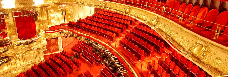 Visite des coulisses du Théâtre Mogador