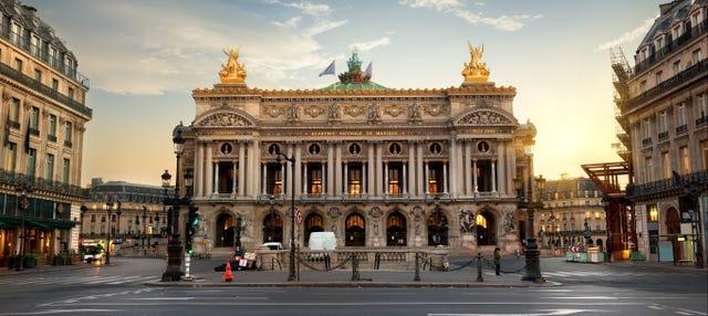 Visita guiada por la Ópera Garnier