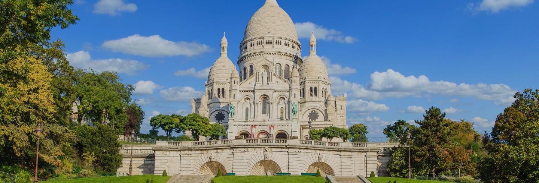Visita guiada por el Sacré Coeur