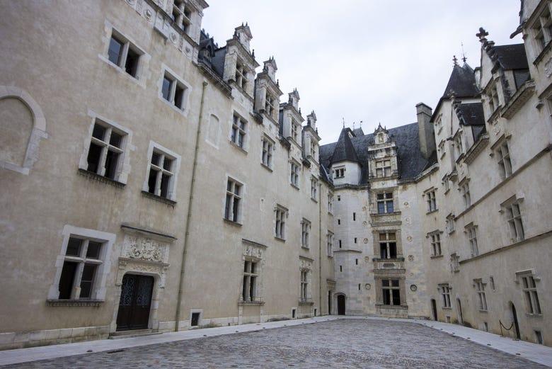 Billet pour le Château de Pau