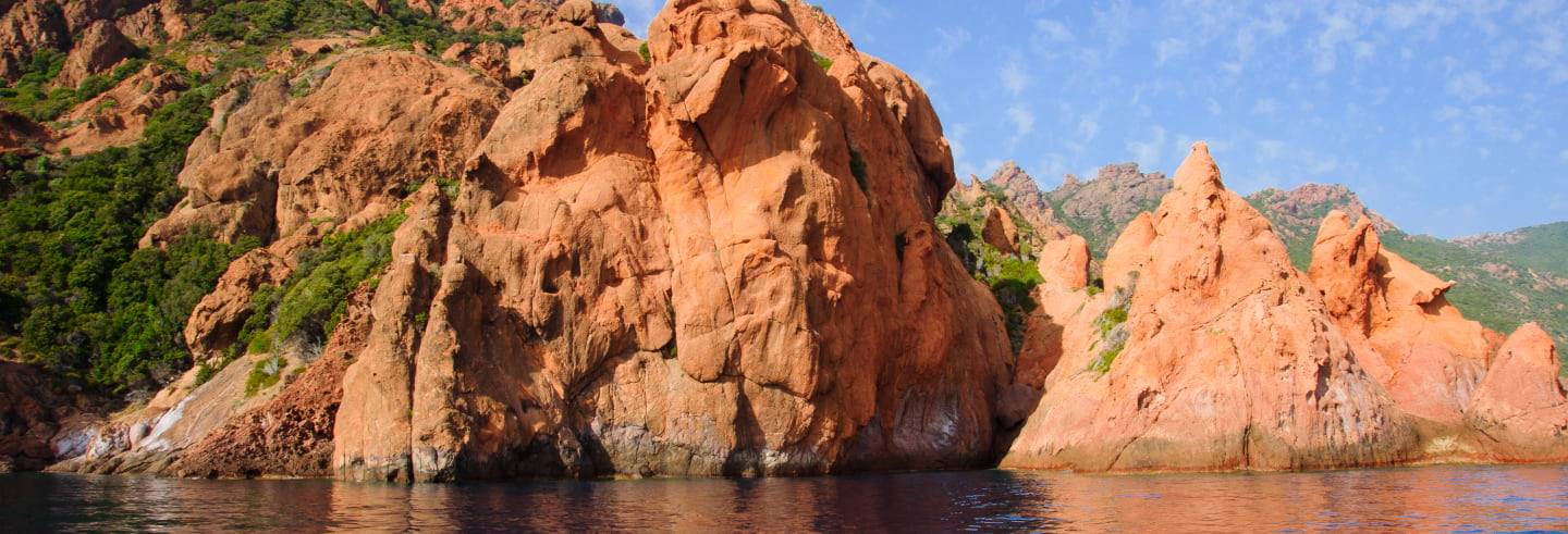Escursione in barca a Scandola e Girolata