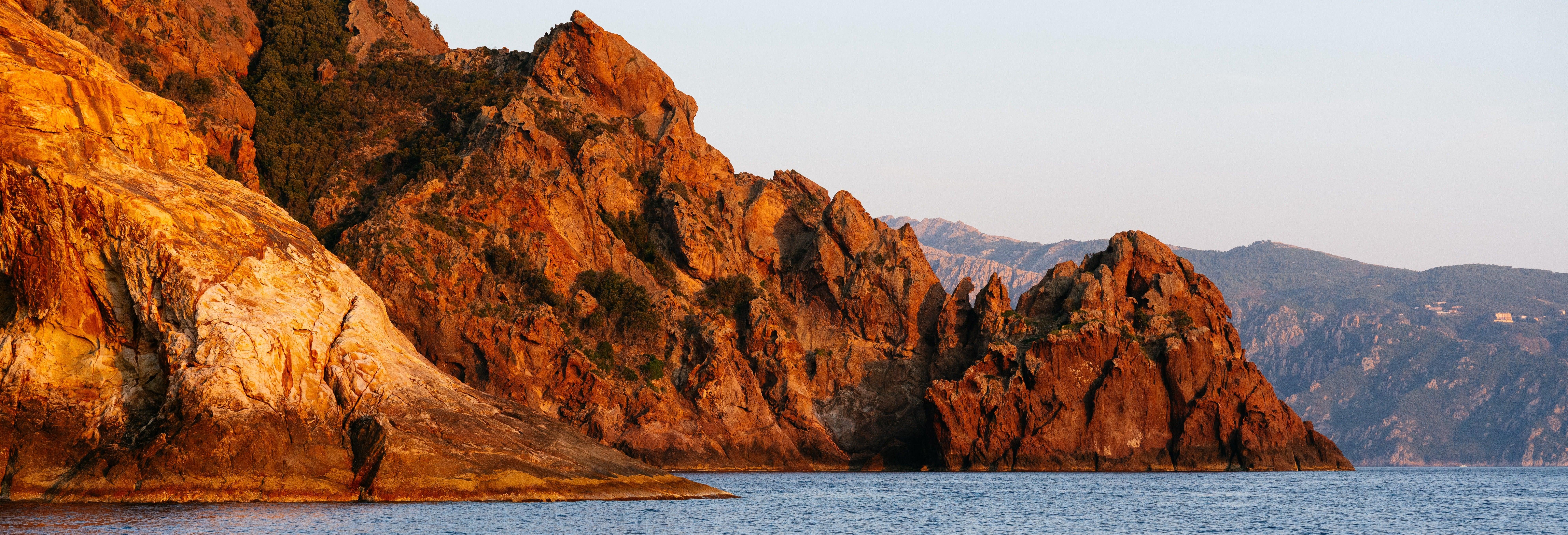 Excursión en barco a Scandola