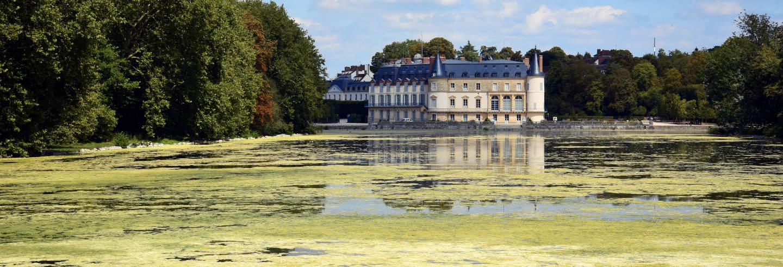 Ingresso do castelo de Rambouillet sem filas