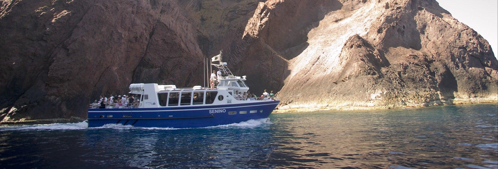 Boat Trip to Scandola and Girolata