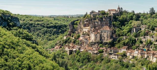 Excursión a Rocamadour