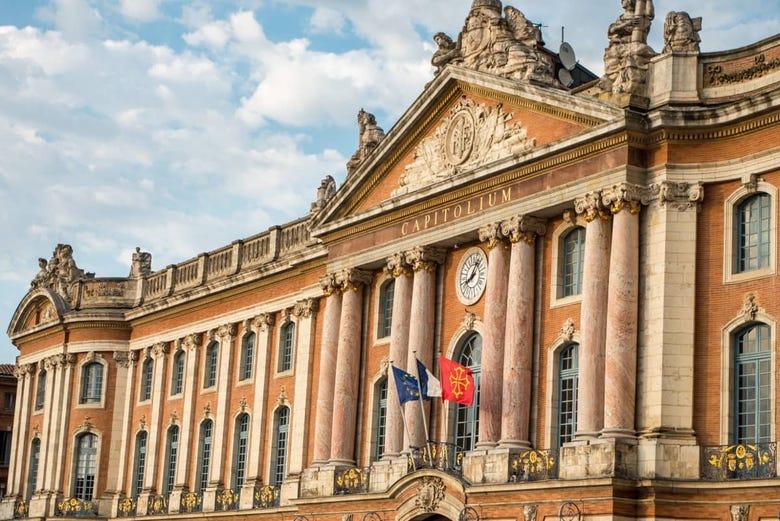 Free tour dans Toulouse. C'est gratuit !