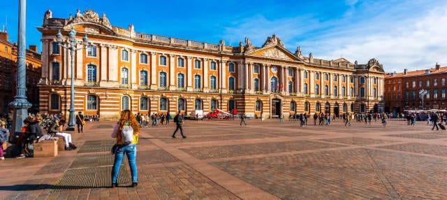 Tour privado por Toulouse con guía en español