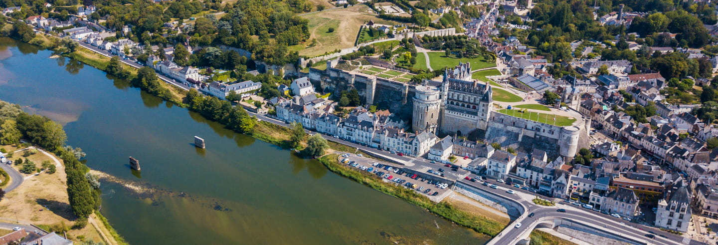 Loire Valley Chateaux Helicopter Tour