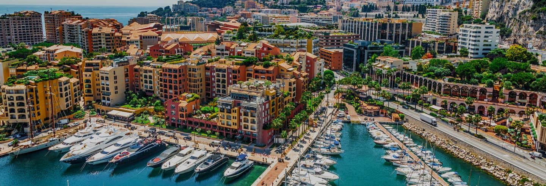 Excursión por Mónaco y Montecarlo para cruceros