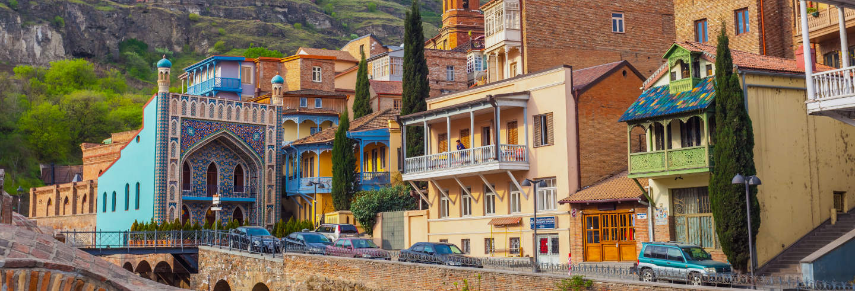 Ônibus e barco turístico de Tbilisi + Mtskheta