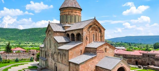 Excursión a Mtskheta