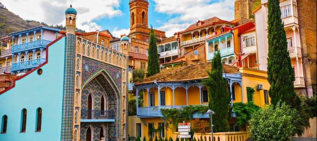 Tour privado por Tiflis