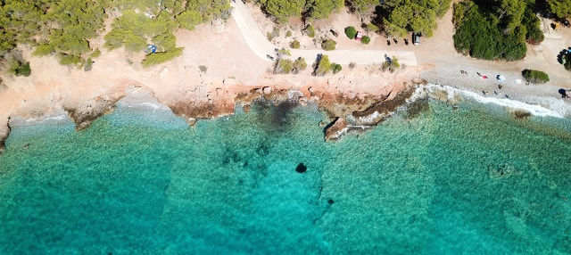 Crucero a Agistri, Moni y Aegina