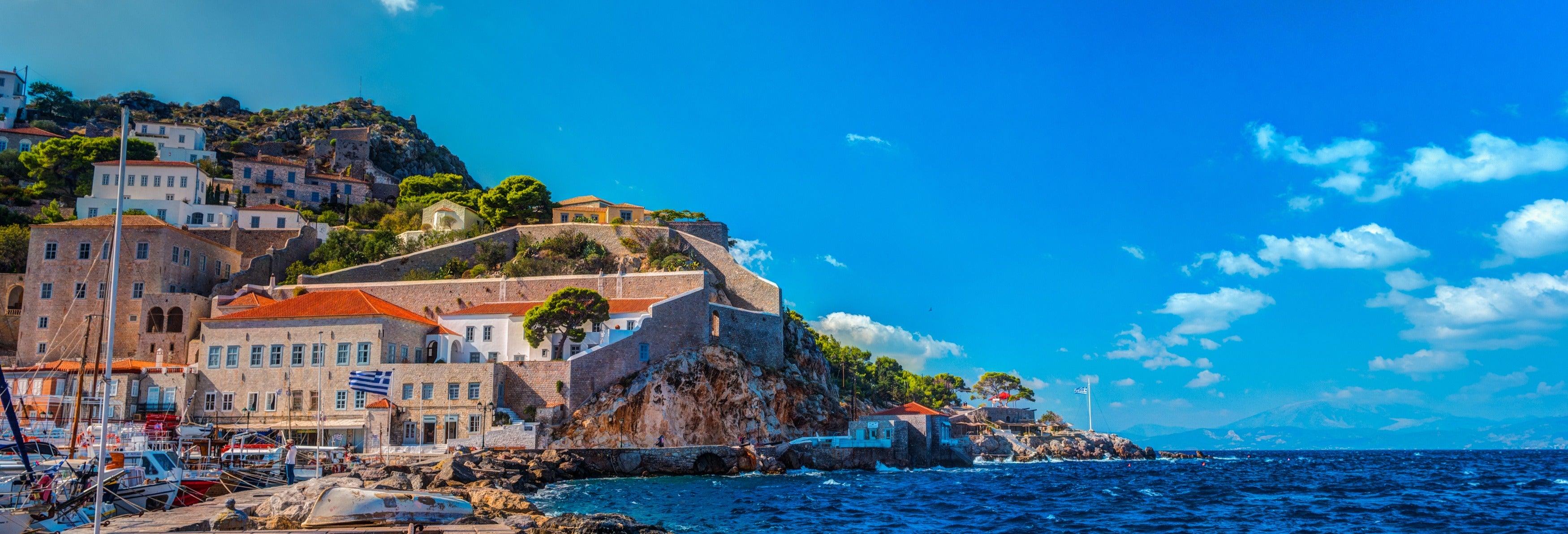 Crucero a Hidra, Poros y Egina