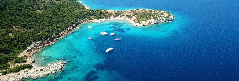 Hydra, Paros, Moni & Aegina Cruise