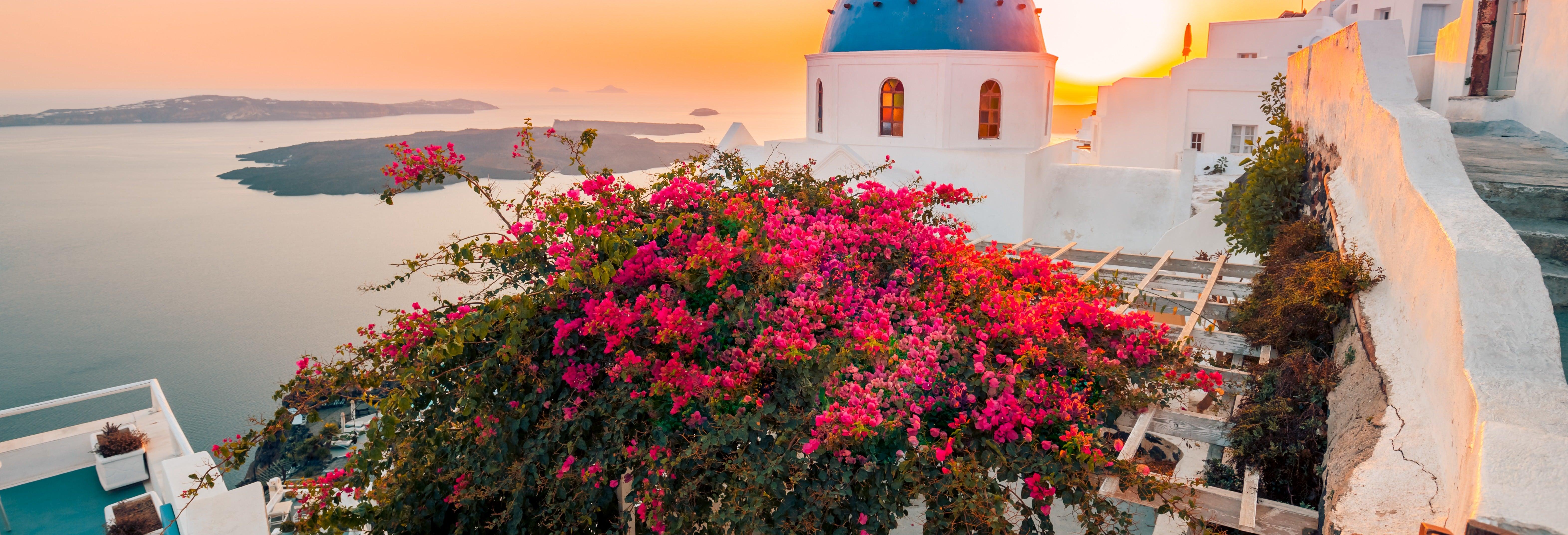 Escapade à Santorini  de 2 jours ou plus