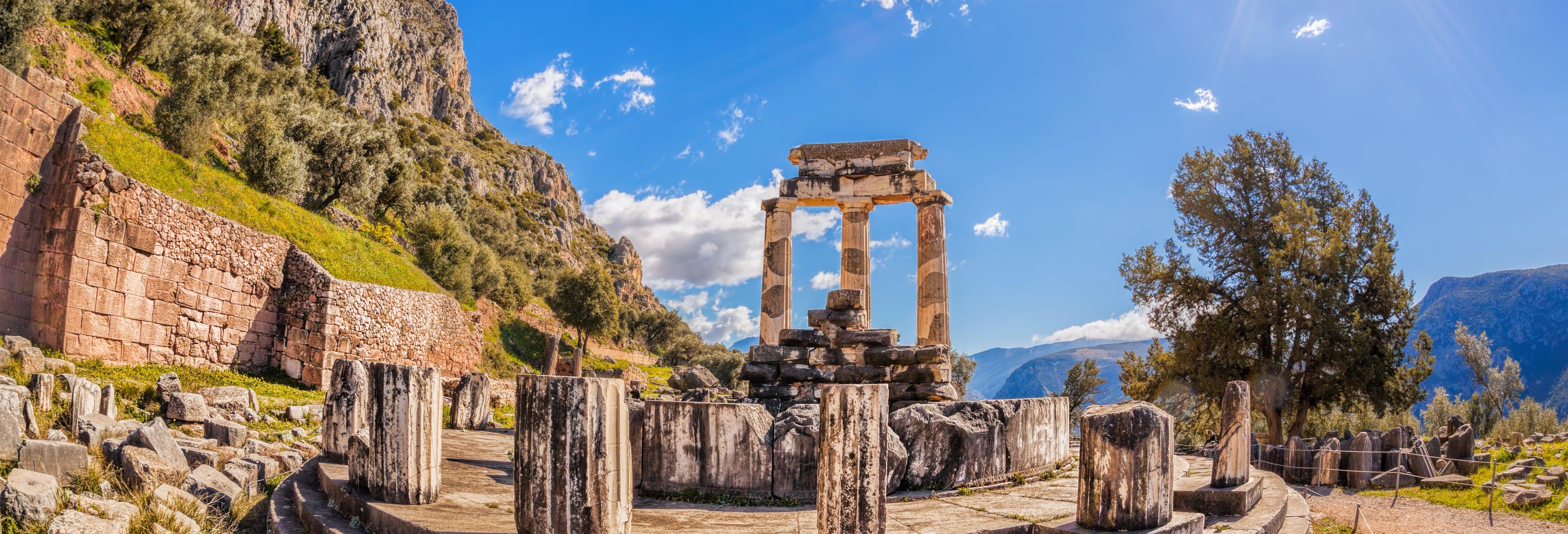 Excursión a Delfos
