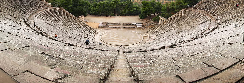 Excursión a Micenas y Epidauro