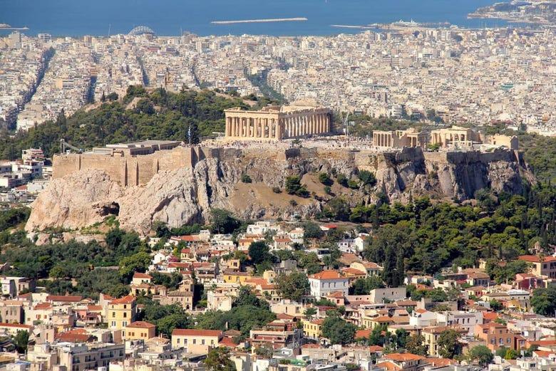 Free tour di Atene