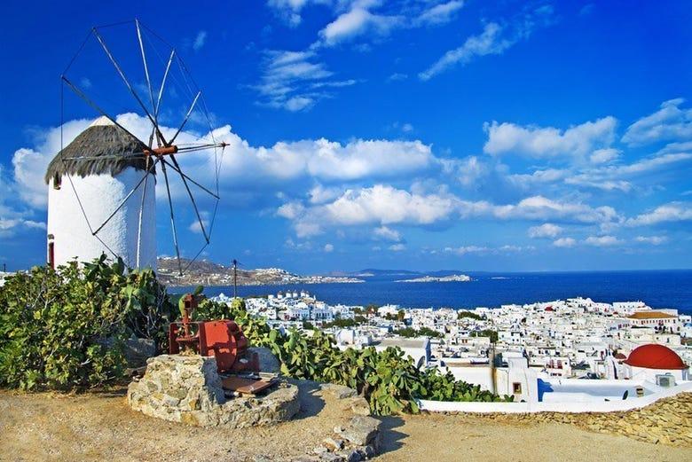 ,Excursión a Mykonos,2 días