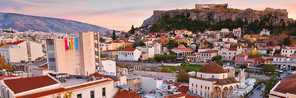 Atenas em dois dias
