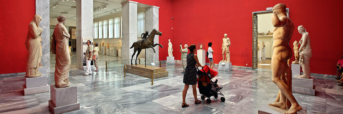 Museo Arqueológico de Atenas