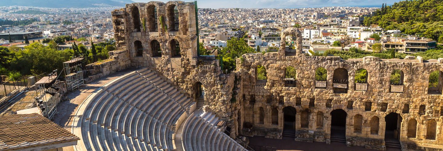 Athens City and Acropolis Guided Tour