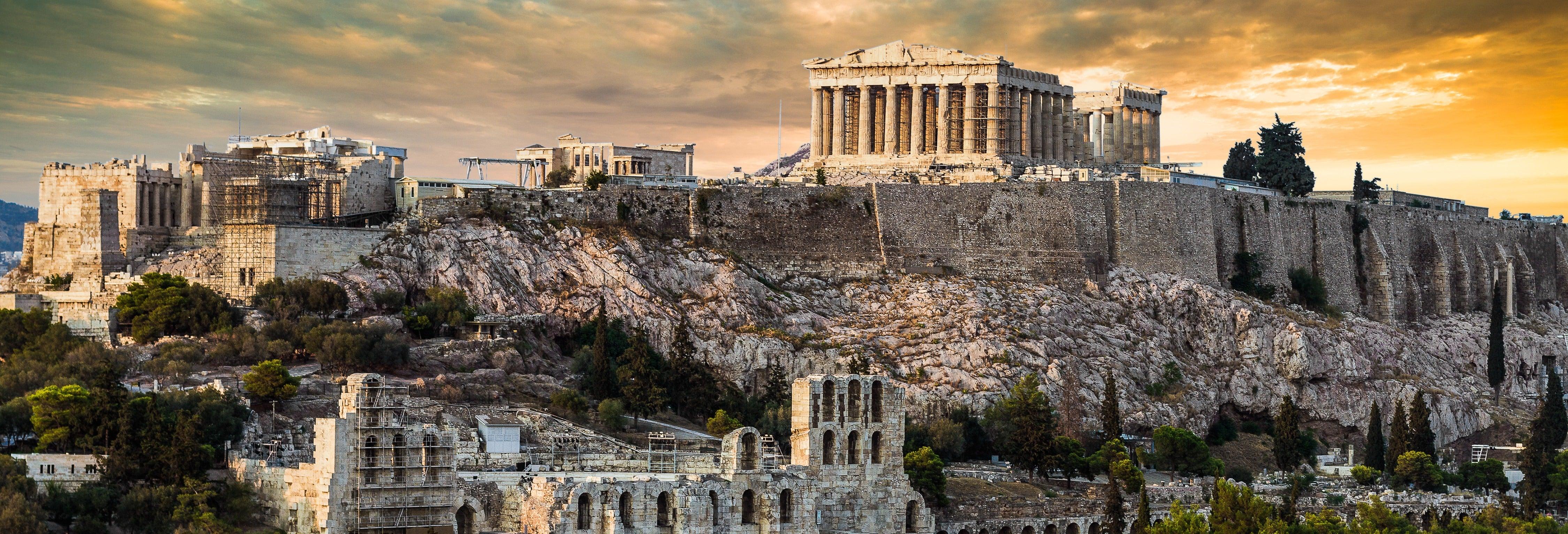 Tour privado por Atenas