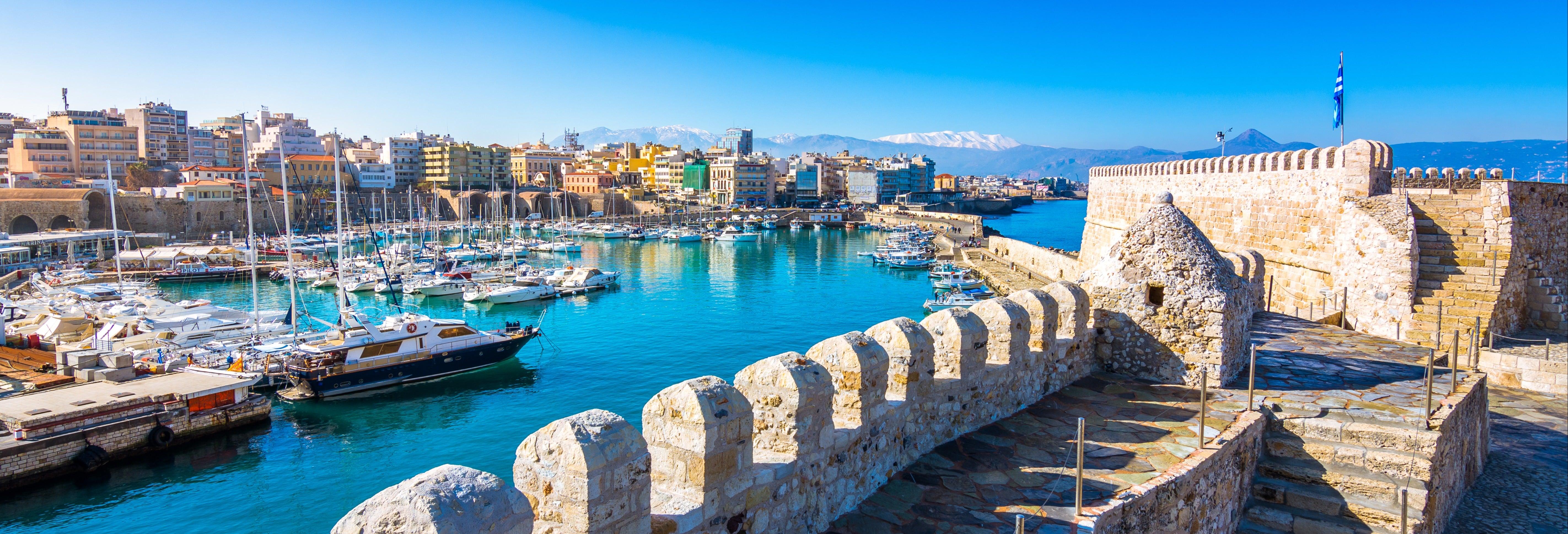 Visita guidata di Heraklion