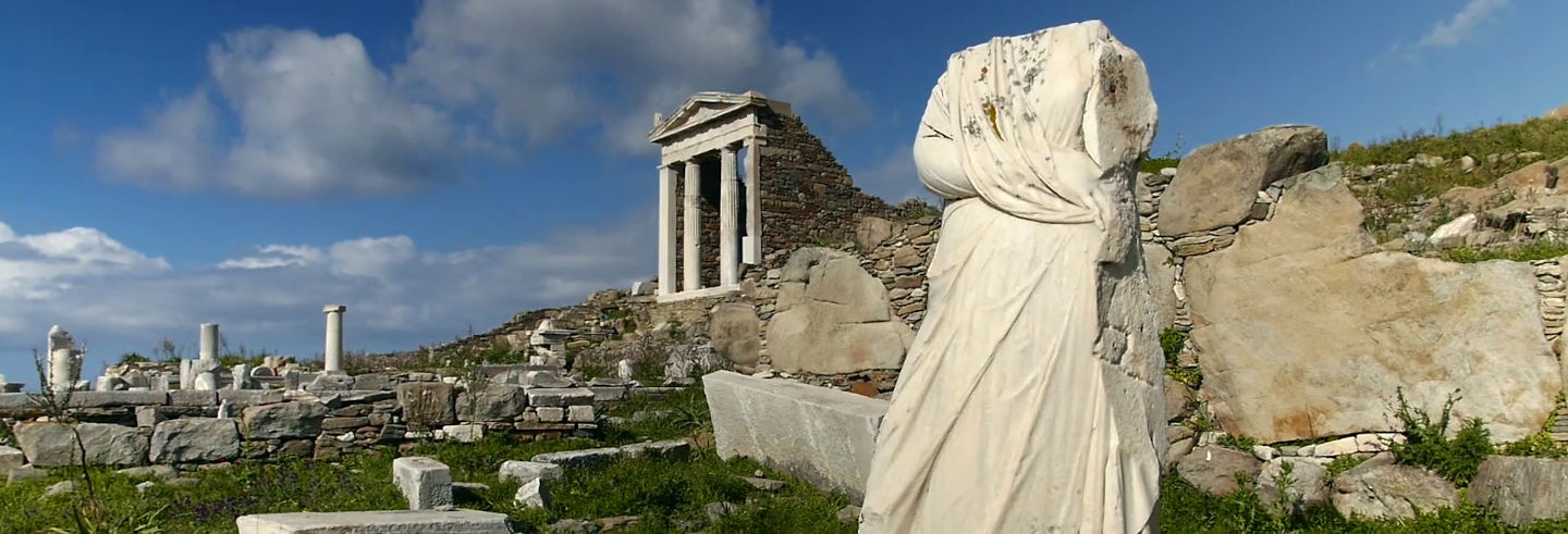 Excursion à Delos