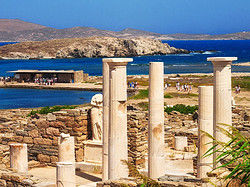 ,Excursion to Delos,Mykonos Cruise