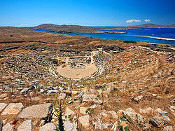 ,Excursion to Delos,Mykonos Tour
