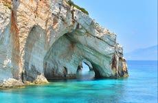 Tour delle Grotte Azzurre e della spiaggia del Navagio