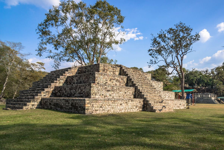 ,Excursión a Copán