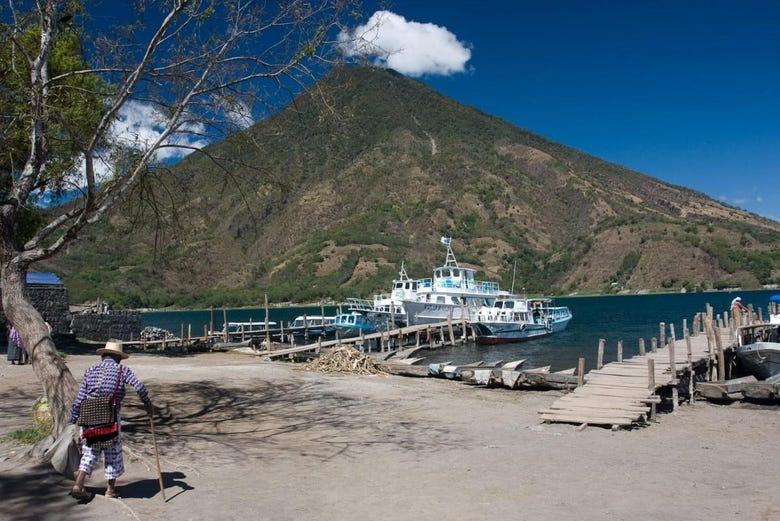 ,Excursión a Lago Atitlán