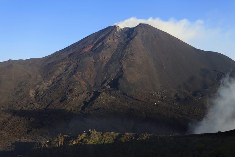 ,Excursión a Volcán Pacaya