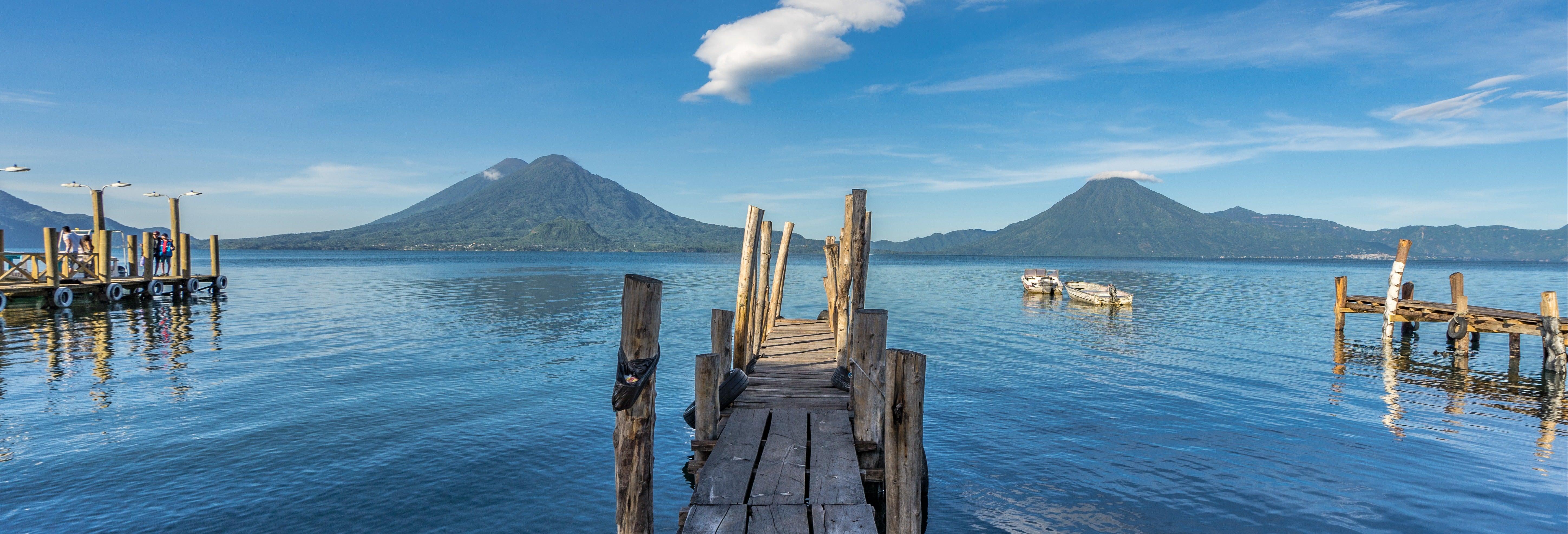 Tour de 2 dias pelo Lago Atitlán e Chichicastenango