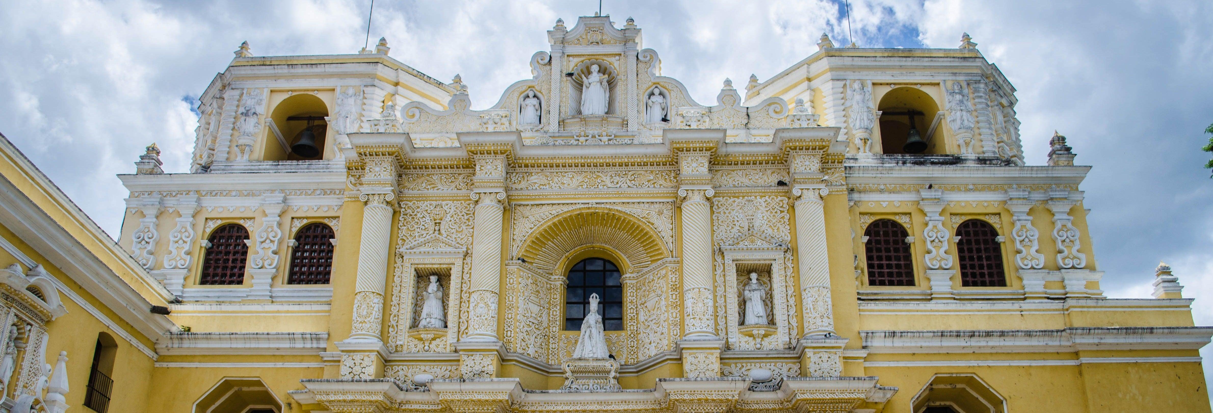 Visita guiada por Antigua e às termas de Kawilal