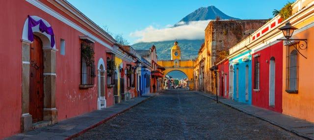 Excursión a Antigua Guatemala