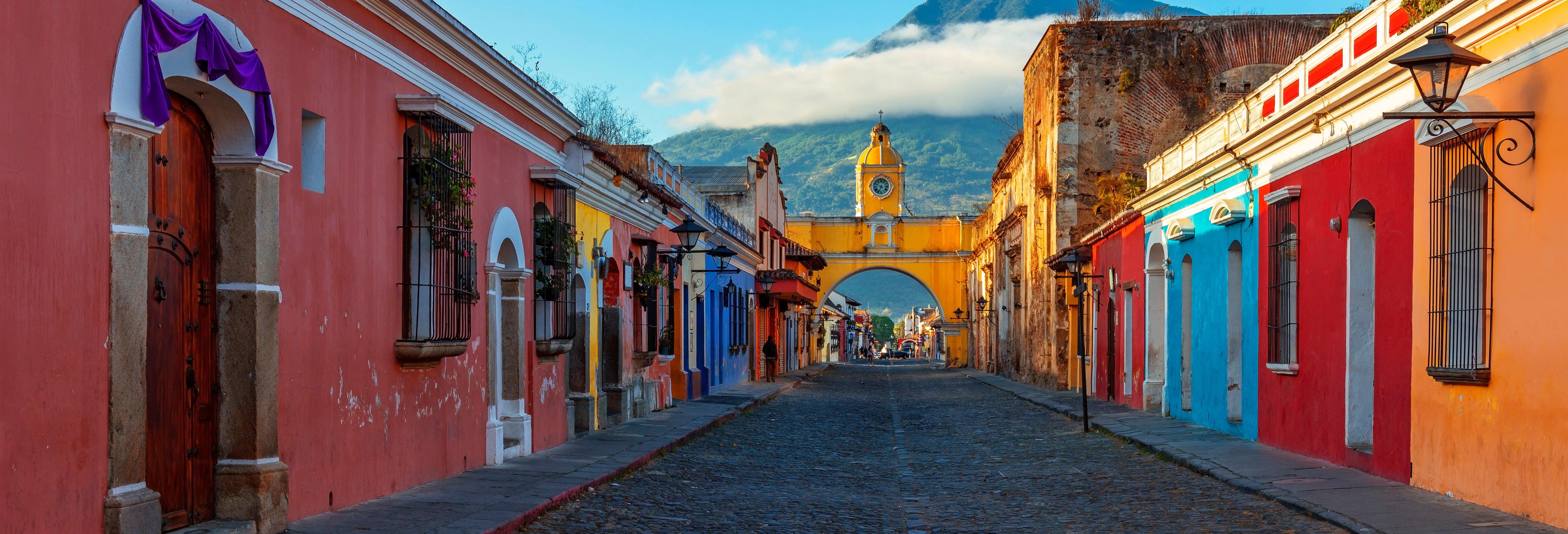 Escursione ad Antigua Guatemala