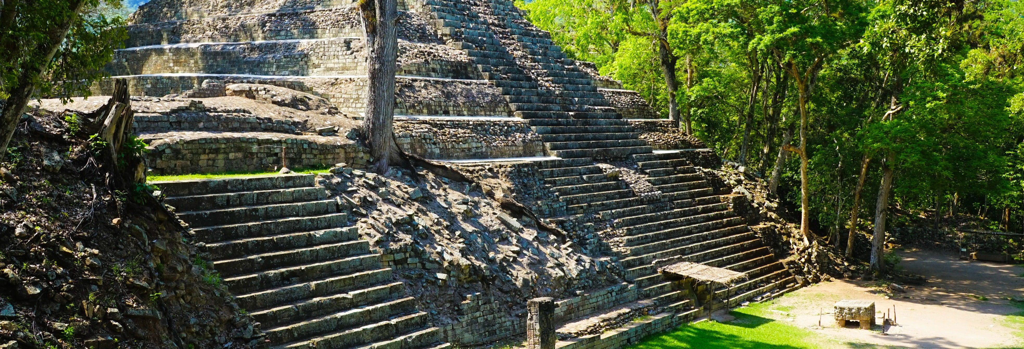 Excursão a Copán